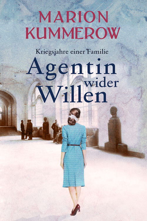 agentin wider willen bookcover